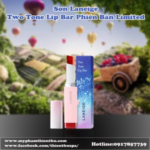 Son Laneige Two Tone Lip Bar