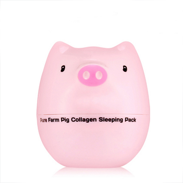 Mặt Nạ Ngủ Pure Farm Pig Collage Sleeping Pack Tonymoly