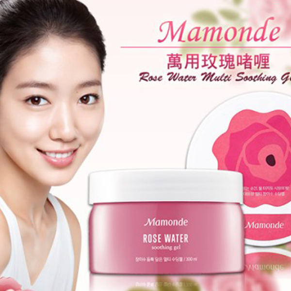 Gel Dưỡng Da Mamonde Rose Water Soothing