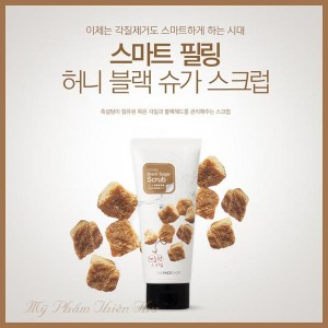 Honey Black Sugar Scrub The Face Shop