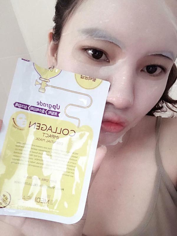 Mặt Nạ Mediheal Collagen Impact Essential Mask