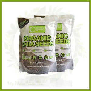 Hạt Chia Seeds Absolute Organic