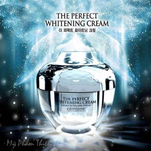 Kem Dưỡng Trắng Da Camiane The Perfect Whitening Cream Plus