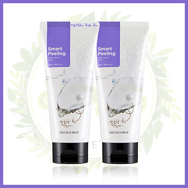 Smart Peeling White Jewel The Face Shop