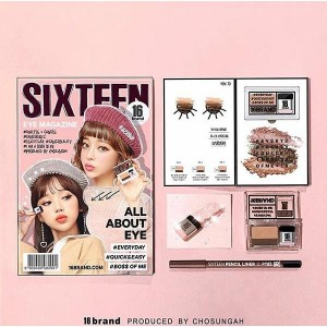 Phấn Mắt 16 Brand Sixteen Eye Magazine All About Eye