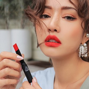 Son 3CE Slim Velvet Lip Color Màu Pale Red