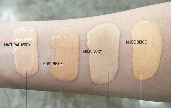 Kem nền 3CE Glossing Waterful Foundation
