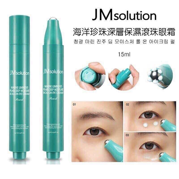 Thanh Lăn Mắt Jm Solution Roll On Eye Cream