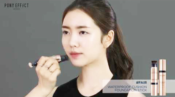 Kem Nền Dạng Thỏi Pony Waterproof Cushion Foundation Stick