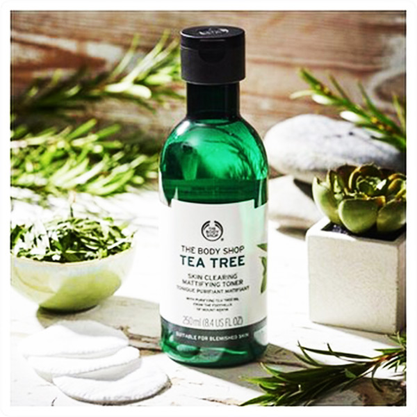 Nước Hoa Hồng Body Shop Tea Tree Skin Clearing Toner