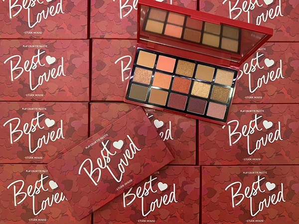 Bảng Màu Mắt Best loved Play Color Eye Palette Etude