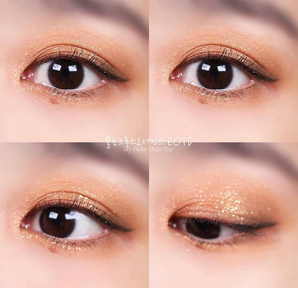 Phấn Mắt Etude House Tiny Twinkle Color Eyes
