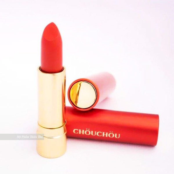 Son Chou Chou Signature Premier Matt Rouge Red