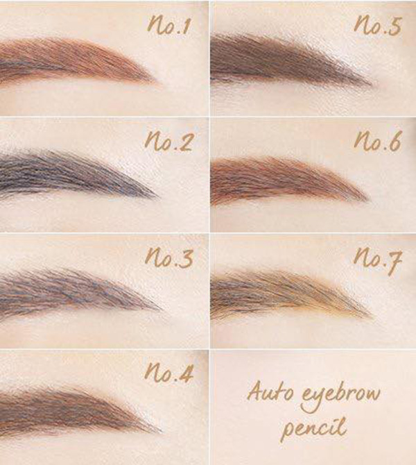 Chì Kẻ Mày Innisfree Auto Eyebrow Pencil