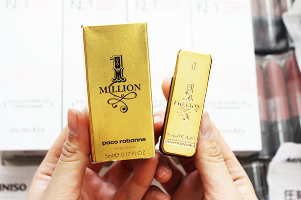 Nước Hoa Nini One Million Paco Rabanne EDT 5ml