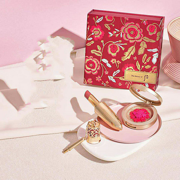 The History Of Whoo Luxury Lip Rouge Special Set